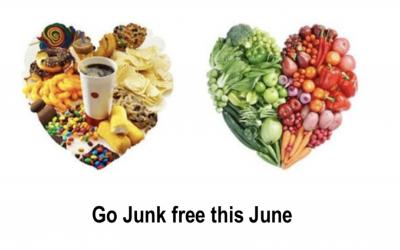 Junk Free June