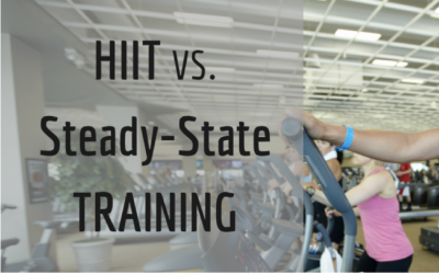 Steady State Training vs HIIT