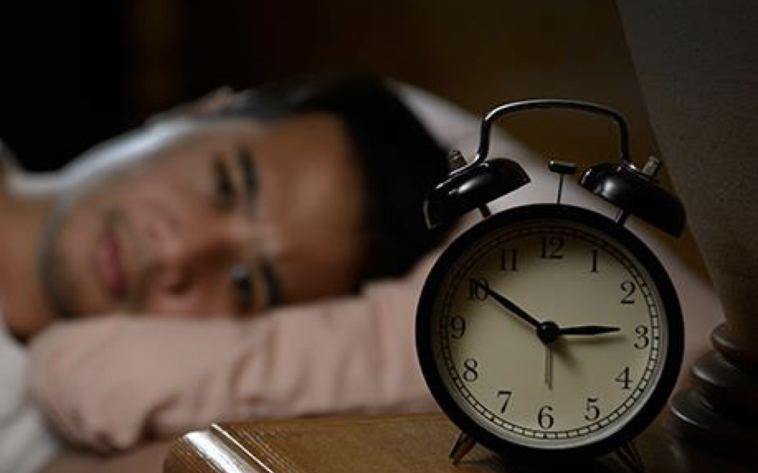 Lacking a Good Night's Sleep?